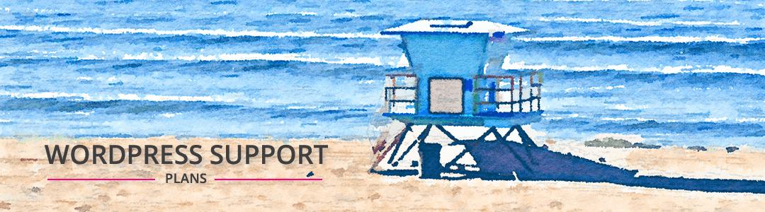 WordPress Support Plans